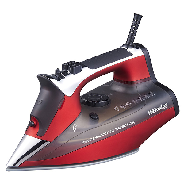 Professional Hesler Steam Iron